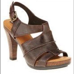 Adam Tucker Me Too Gabbi Heel Sandal Shoe